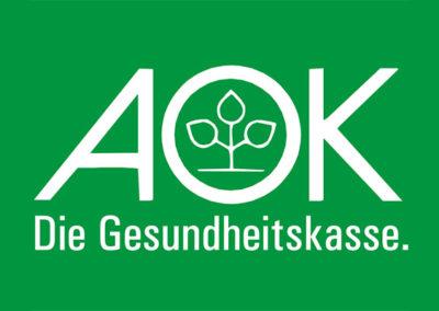 AOK ·Die Gesundheitskasse
