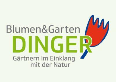 Dinger · Gärtnern im Einklang mit der Natur