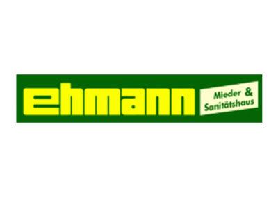 Ehmann · Mieder- und Sanitätshaus