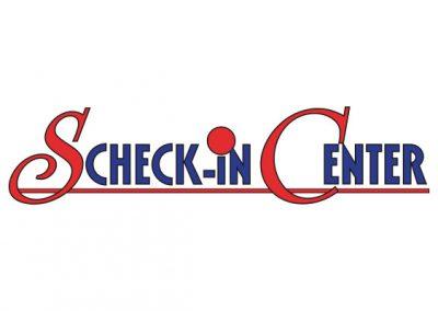 Scheck-in Center