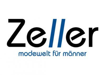 Zeller · Modewelt für Männer